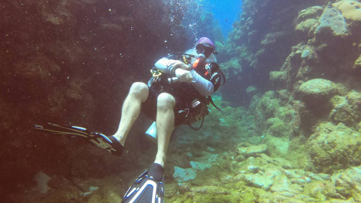 Meet Paul, the New Owner of Pro Dive Roatan