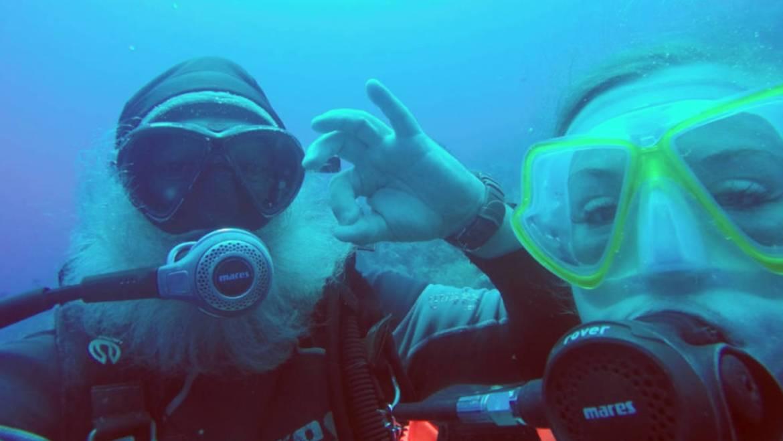 How I Became a Dive Instructor