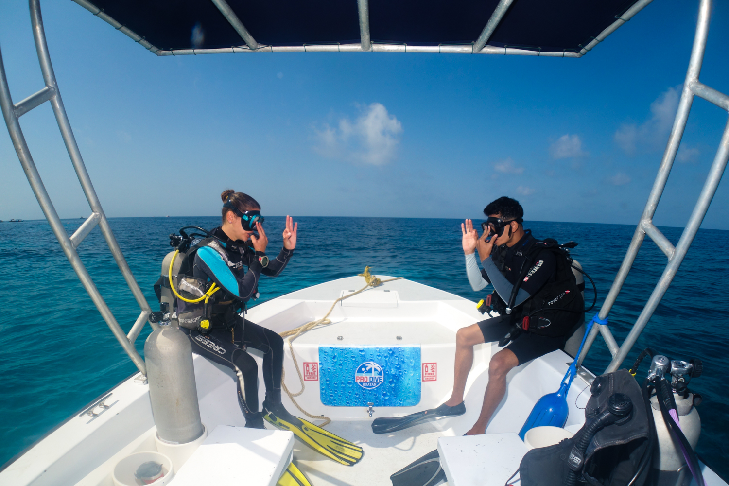 My favorite scuba diving course to teach